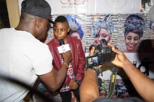 Youngest DJ In West Africa, DJ Young Money Bags 'Nickelodeon' Awards (Pics)